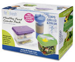 Fit & Fresh Healthy Food Combo Pack