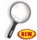 5 Inch Diameter Optical Quality Magnifier