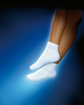Jobst Sensifoot Mini Crew Length Diabetic Sock