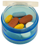 7 Day Stackable Pill Reminder - Medium