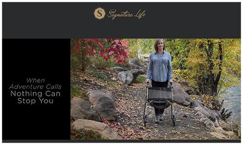 Stander Signature Life Products