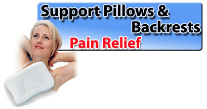 Support Pillows / Backrests