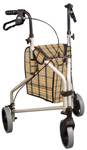 Winnie Lite Supreme Three Wheel Rollator