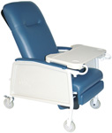 3 Position Geri Chair Recliner