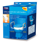 Carex Toilet Seat Elevator with Handles