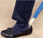 DressEZ Long Handle Shoehorn and Dressing Aid
