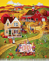 Puzzles to Remember  Easy to Assemble  36 pieces