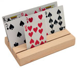 Slotted Card Holders